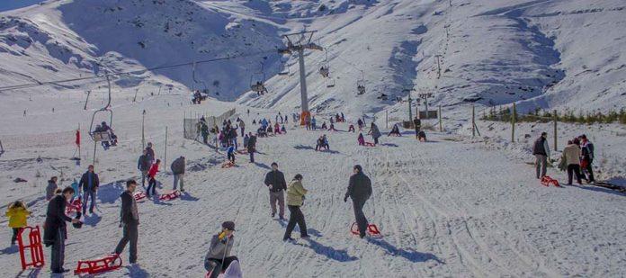 Bozdağ Kayak Merkezi - Sömestr