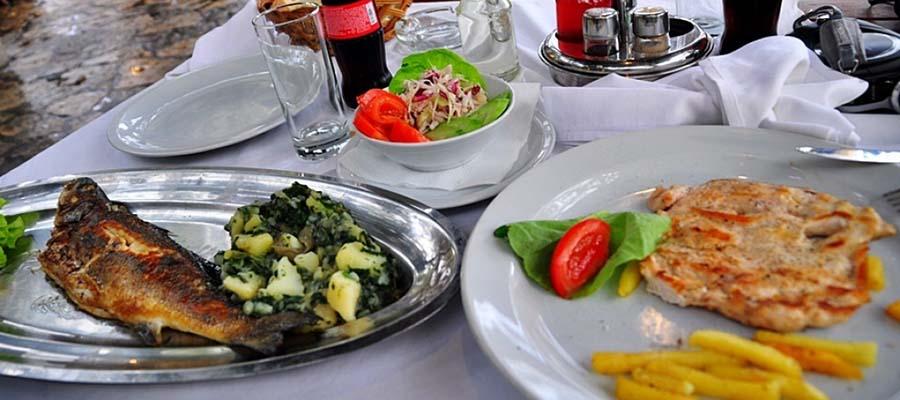 Budva Gezi Rehberi - Balık