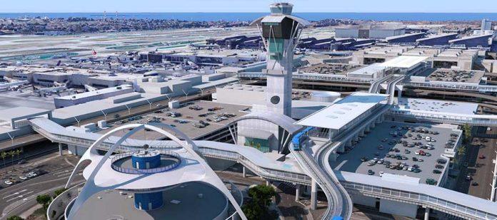 Dünyanın En Büyük Havaalanları - Los Angeles - LAX