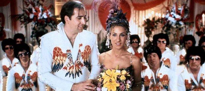 En Romantik Balayı Filmleri -Vegas'ta Balayı