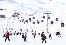 Erciyes Kayak Merkezi - Hafta Sonu Tatili - Kapak