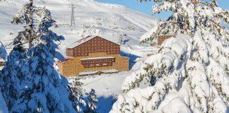Kartalkaya Kayak Merkezi - Kapak