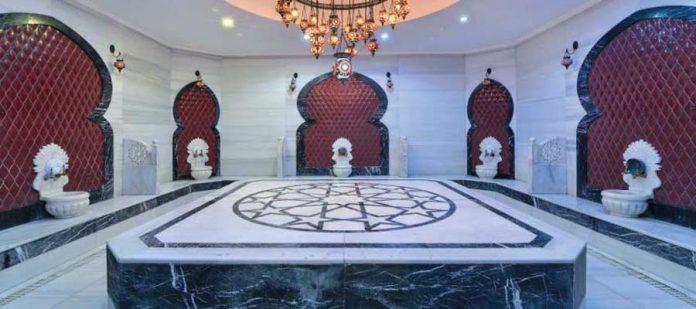 Grand Özgül Termal Otel - Hamam