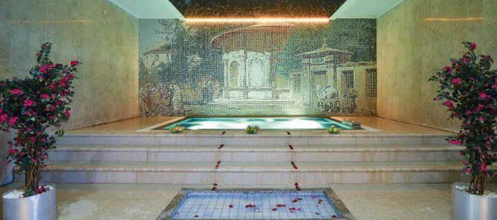 Grand Özgül Termal Otel - Havuzlar