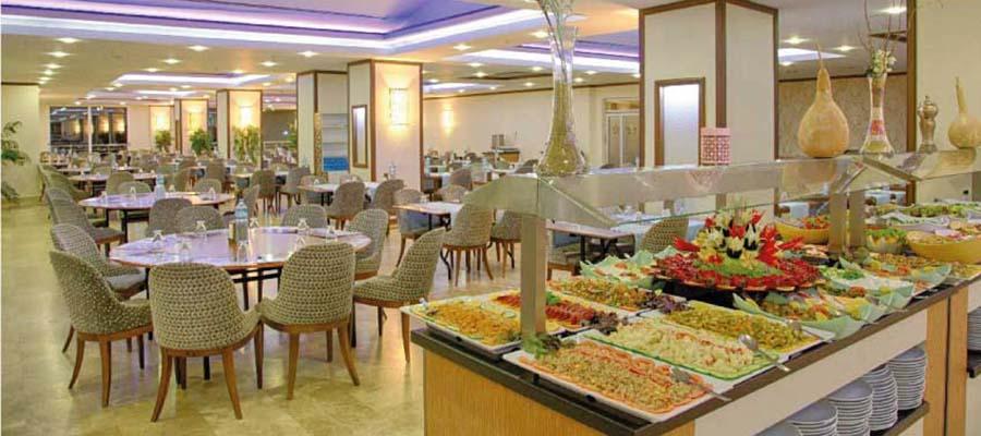 Grand Özgül Termal Otel - Yeme-İçme