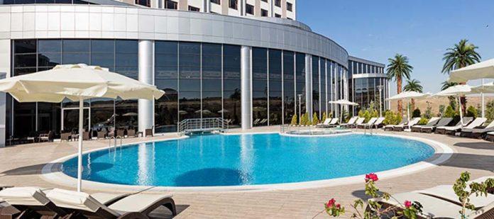 Grannos Thermal Hotel - Açık Termal Havuz