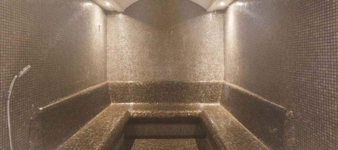 Grannos Thermal Hotel - Buhar Odaları