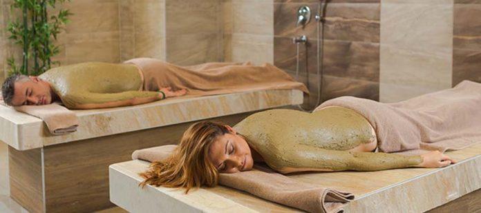 Grannos Thermal Hotel - Çamur Banyosu