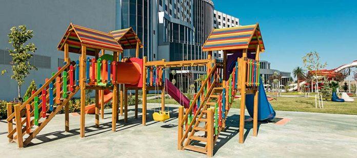 Grannos Thermal Hotel - Çocuk Kulübü