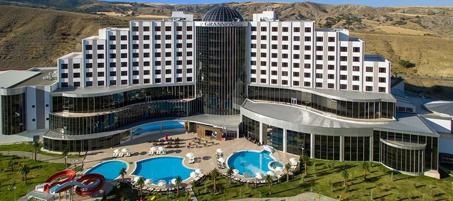 Grannos Thermal Hotel - Genel
