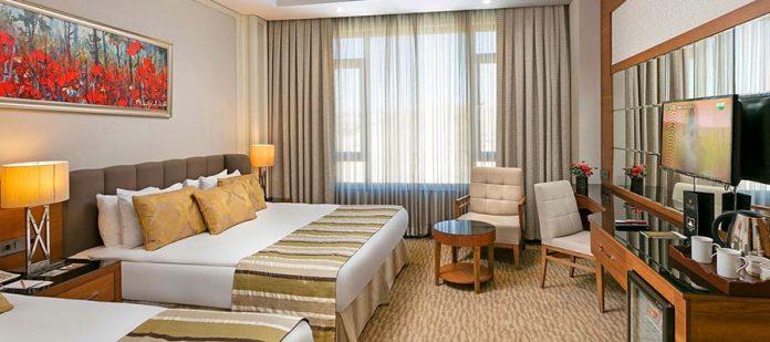 Grannos Thermal Hotel - Konaklama