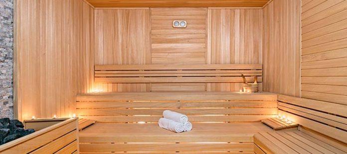 Grannos Thermal Hotel - Sauna