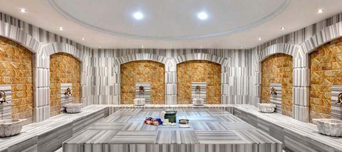 Grannos Thermal Hotel - Türk Hamamı