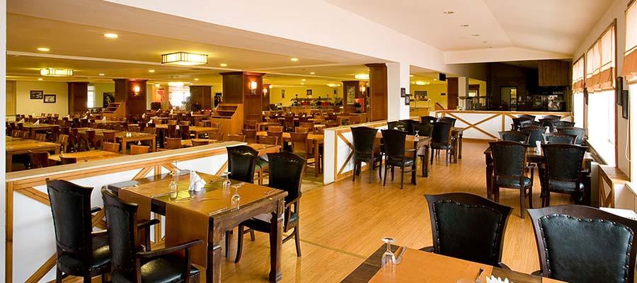 The Green Park Kartepe Hotel - Restorant