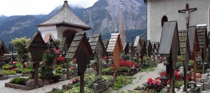 Avusturya'nın Masalsı Şehri Hallstatt - Belnhaus