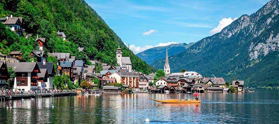 Avusturya'nın Masalsı Şehri Hallstatt - Genel