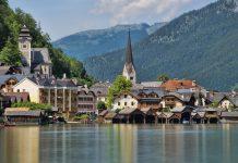 Avusturya'nın Masalsı Şehri Hallstatt - Kapak