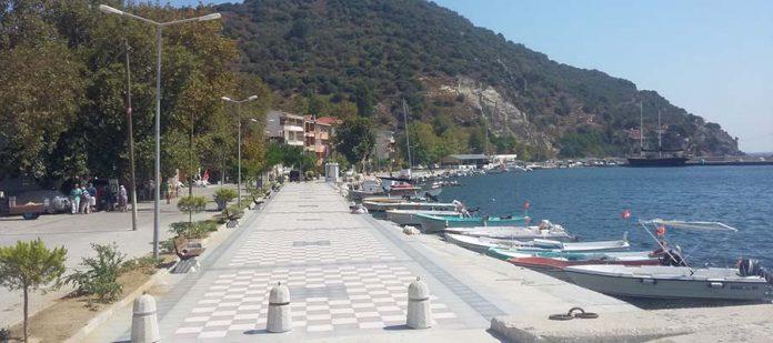 Marmara Adası - Asmalı Koyu