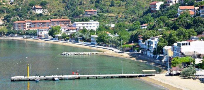 Marmara Adası - Çınarlı Köyü