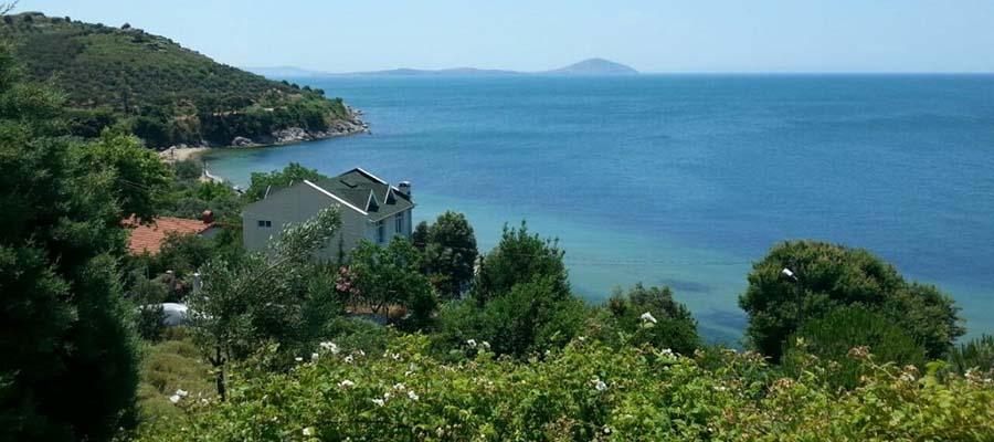 Marmara Adası - Evler