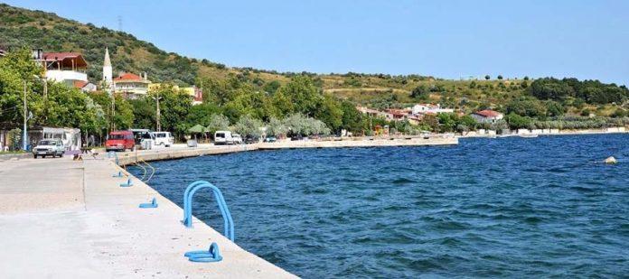 Marmara Adası - İskele