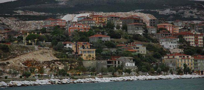 Marmara Adası - Saraylar Köyü