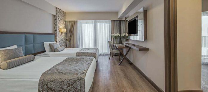 May Thermal Resort - Aile Bağlantılı Oda