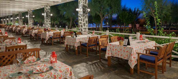 Nuh'un Gemisi Hotel - Alabora Restorant