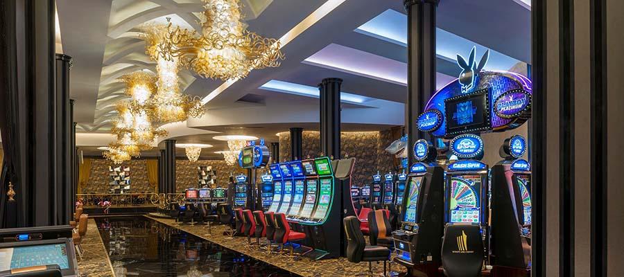 Nuh'un Gemisi Hotel - Casino