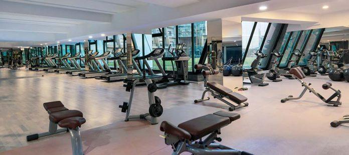 Nuh'un Gemisi Hotel - Fitness