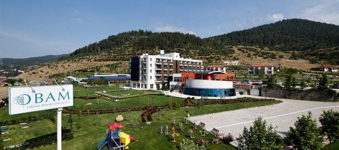 Obam Termal Resort - Manzara