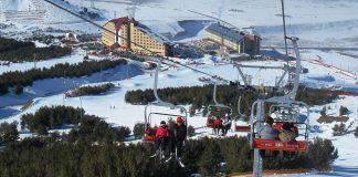 Türkiye'nin Yeni Yüzü Palandöken Kayak Merkezi - Kapak