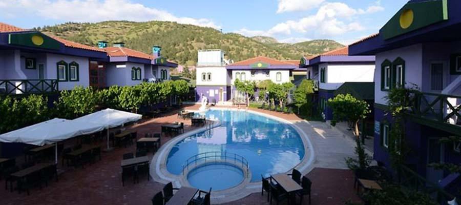 Pamukkale'nin En İyi Termal Otelleri - Herakles Thermal Hotel