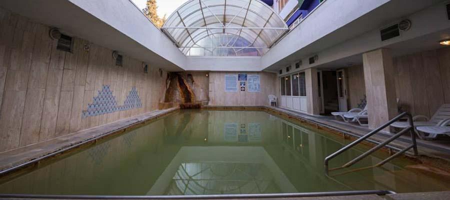Pamukkale'nin En İyi Termal Otelleri - Herakles Thermal Hotel - Termal Havuz