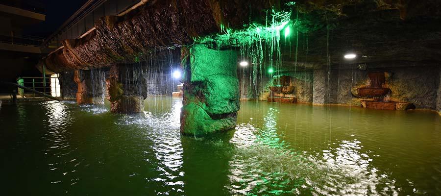 Pamukkale'nin En İyi Termal Otelleri - Hierapark Thermal - Termal Havuz