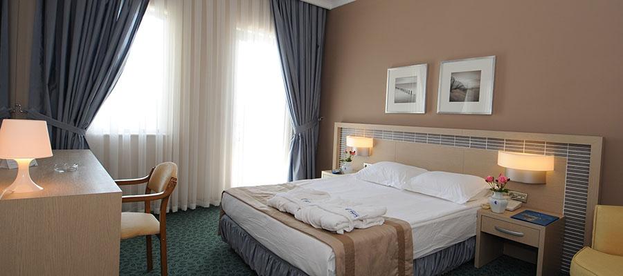 Pamukkale'nin En İyi Termal Otelleri - Pam Thermal Hotel - Oda