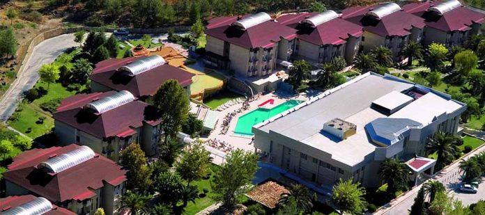 Pamukkale'nin En İyi Termal Otelleri - Pam Thermal Hotel