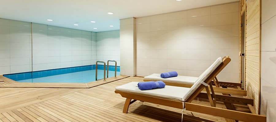 Spa Hotel Colossae Thermal - Termal Havuz