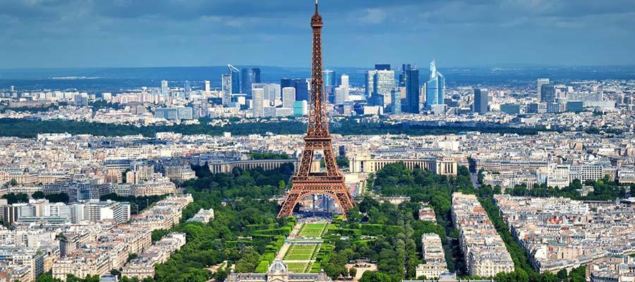 Romantizmin Başkenti Paris'te Balayı - Eyfel Kulesi