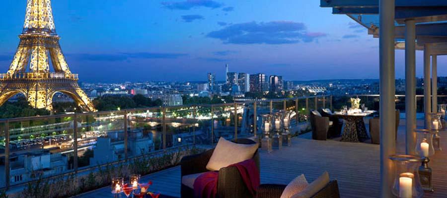 Romantizmin Başkenti Paris'te Balayı - Oteller