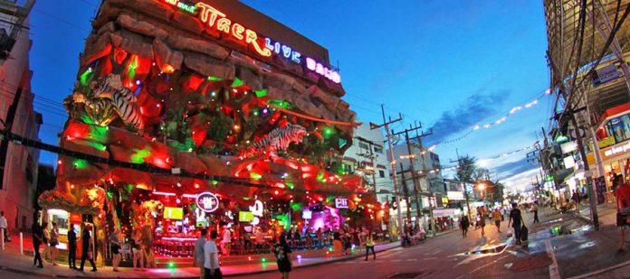 Phuket Adası Balayı - Gece Hayatı