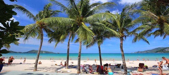 Phuket Adası Balayı - Patong Plajı