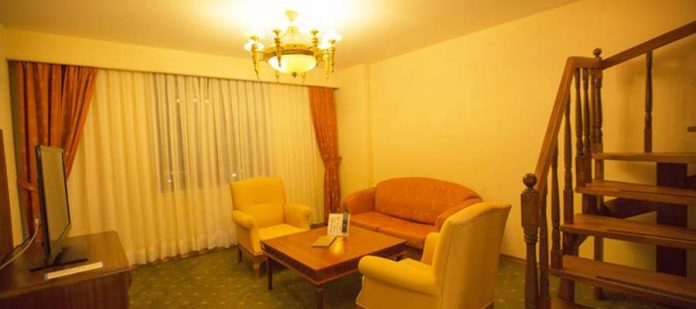 Polat Erzurum Hotel - Junior Suite