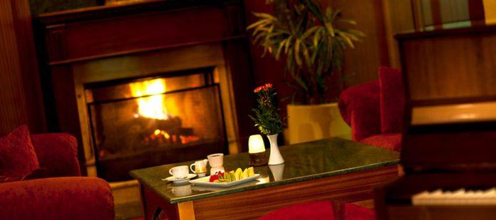 Polat Erzurum Hotel - Şömine Bar