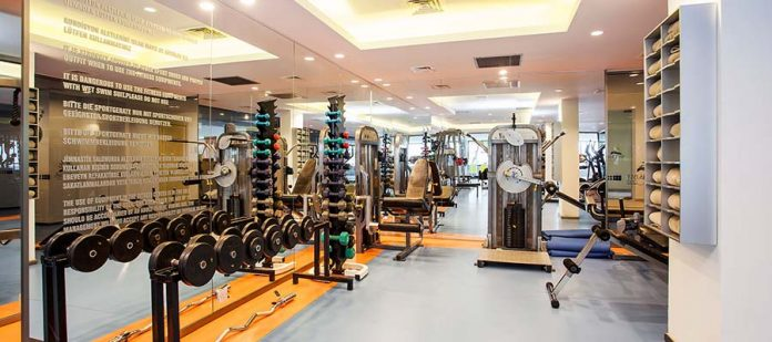 Salamis Bay Conti Resort - Fitness Center