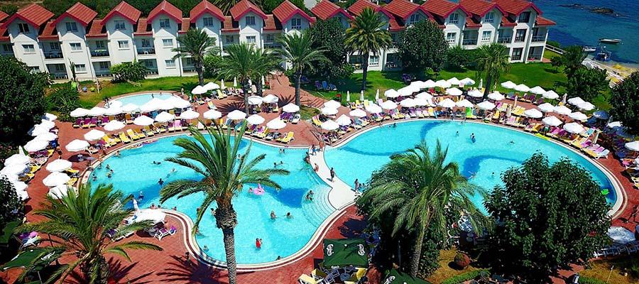 Salamis Bay Conti Resort - Genel Yorum