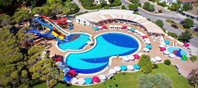 Salamis Bay Conti Resort - Havuz