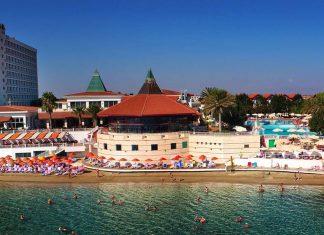 Salamis Bay Conti Resort - Kapak