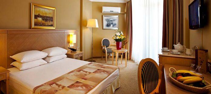 Salamis Bay Conti Resort - Standart Oda