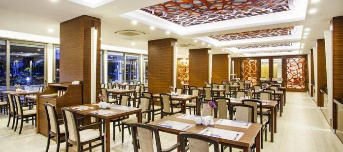 Salamis Bay Conti Resort - Yeme-İçme